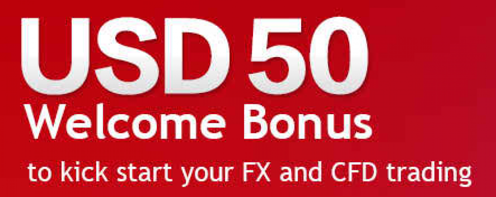 Broker forex welcome bonus